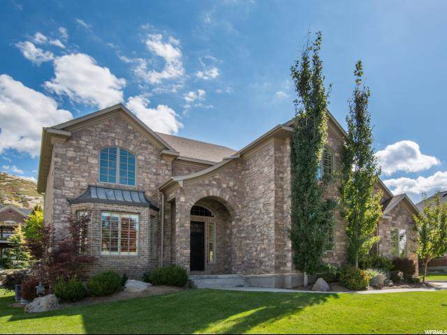 13497 S Fair Hill Ct, Draper, UT 84020 (#1628049) :: Exit Realty Success