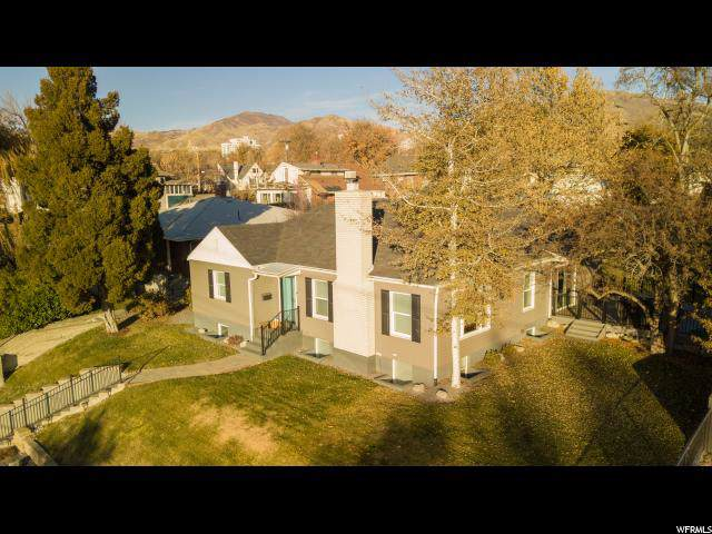 715 S 1100 E, Salt Lake City, UT 84102 (#1628075) :: Exit Realty Success