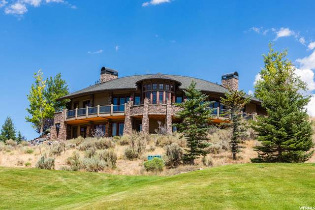 7185 N Sage Meadow Rd, Park City, UT 84098 (#1634888) :: Utah Best Real Estate Team | Century 21 Everest