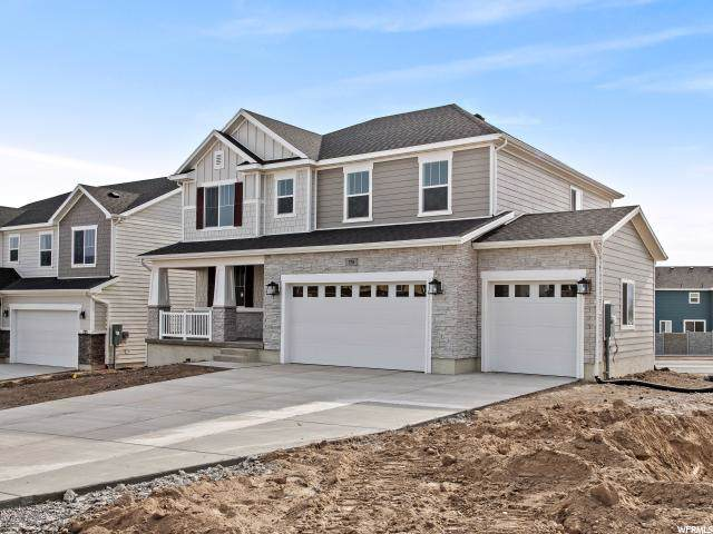 739 W Wild Hyacinth Dr S #405, Saratoga Springs, UT 84045 (#1634910) :: Doxey Real Estate Group