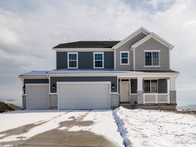 2262 N Elderberry Dr #314, Saratoga Springs, UT 84045 (#1634970) :: Doxey Real Estate Group