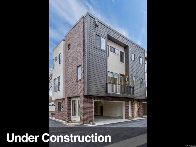 2993 S Elgin Hill Ct #9, Millcreek, UT 84106 (#1636900) :: Doxey Real Estate Group