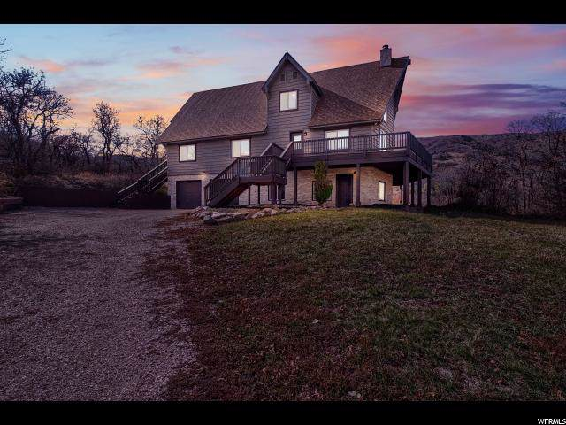 3959 E Nordic Valley Dr, Eden, UT 84310 (#1637521) :: The Fields Team