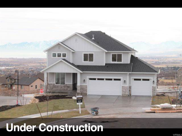 2343 N Elderberry Cir., Saratoga Springs, UT 84045 (#1639424) :: Red Sign Team