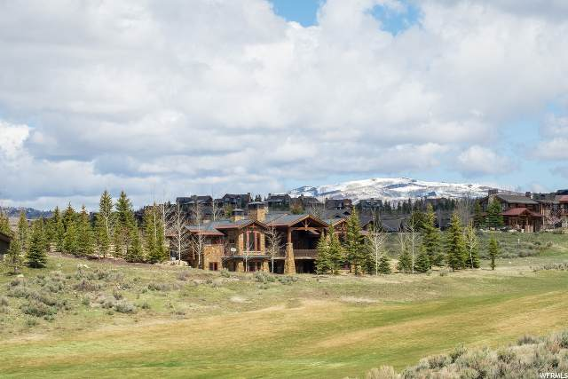 3090 Saddleback Ridge Dr, Park City, UT 84098 (#1646603) :: Big Key Real Estate