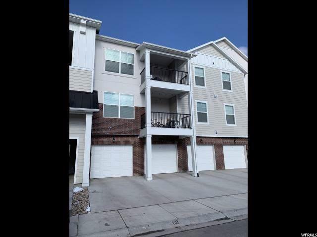 3766 W 1800 N W101, Lehi, UT 84043 (#1647589) :: Doxey Real Estate Group