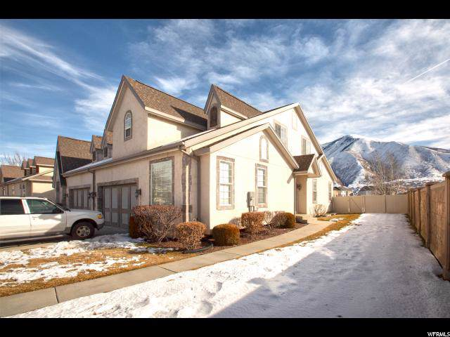 1353 S Somerset Dr, Spanish Fork, UT 84660 (#1650340) :: Exit Realty Success