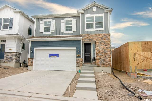 4436 W 2600 N #417, Lehi, UT 84043 (#1660872) :: The Fields Team
