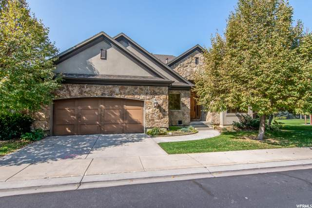 8176 S Wasatch Haven Ct E, Salt Lake City, UT 84121 (#1662993) :: Belknap Team