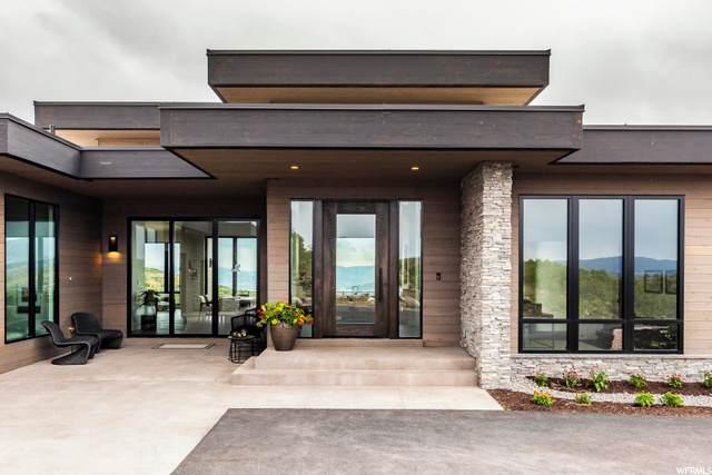 136 W Deer Vista Ln, Heber City, UT 84032 (MLS #1663475) :: High Country Properties