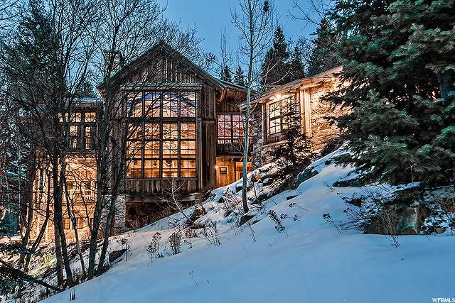 3060 Deer Run Rd, Sundance, UT 84604 (#1669019) :: Berkshire Hathaway HomeServices Elite Real Estate
