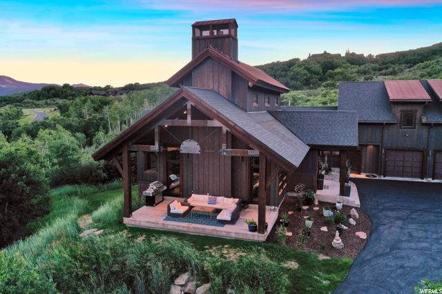 426 W Deer Hill Rd, Park City, UT 84098 (#1673115) :: McKay Realty