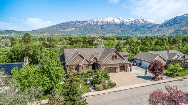 5104 W Jerling Dr, Highland, UT 84003 (#1674435) :: Red Sign Team