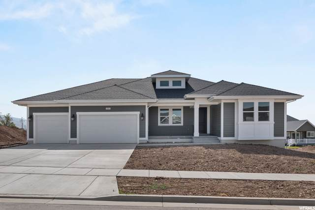 1564 E 1425 N, Layton, UT 84040 (#1680482) :: Powder Mountain Realty