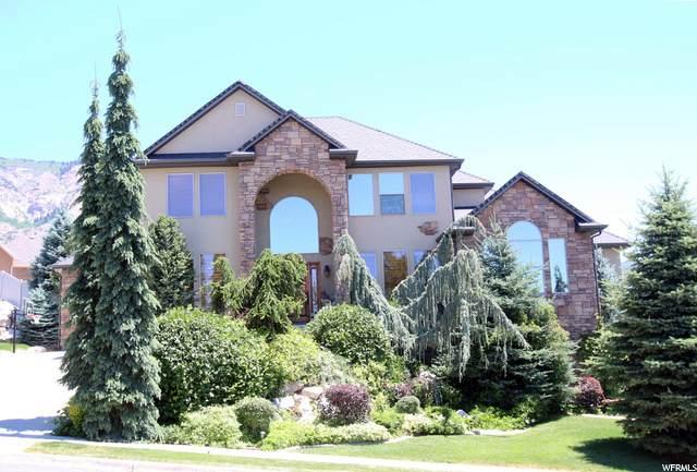 3618 N 575 E, North Ogden, UT 84414 (#1683356) :: Big Key Real Estate