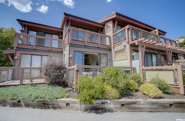 6130 Park Lane S #45, Park City, UT 84098 (MLS #1684003) :: Lookout Real Estate Group