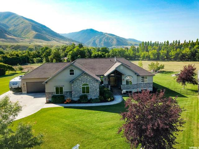 4676 Hollow Rd, Nibley, UT 84321 (#1685886) :: RE/MAX Equity