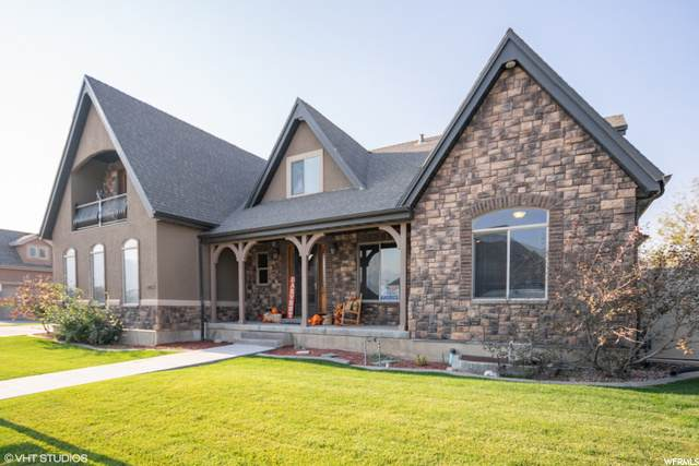 1453 W Cowboy Way, Bluffdale, UT 84065 (#1687169) :: The Perry Group