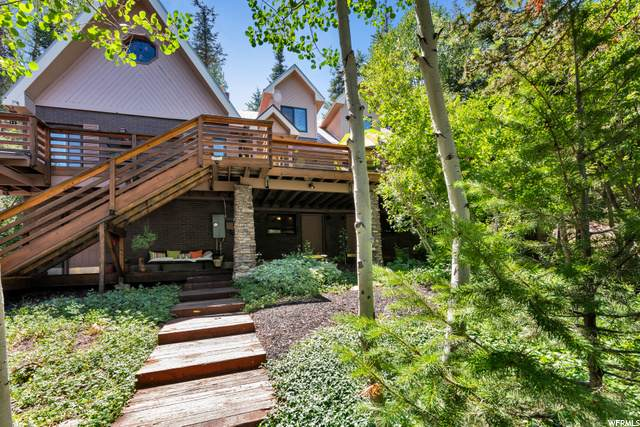 805 Parkview Dr M2-95, Park City, UT 84098 (#1688384) :: goBE Realty