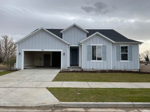1351 W 810 S #123, Provo, UT 84601 (#1688900) :: The Perry Group