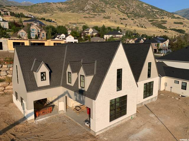 1738 N Foothill Cir, Farmington, UT 84025 (#1693814) :: Colemere Realty Associates