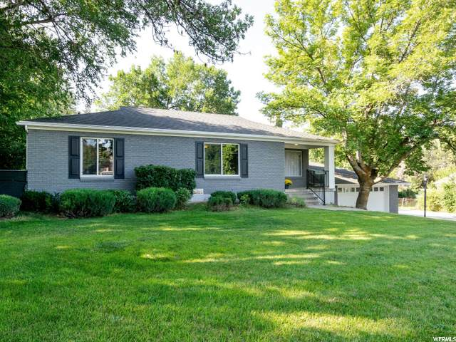1862 E Lincoln Ln, Salt Lake City, UT 84124 (#1697360) :: McKay Realty