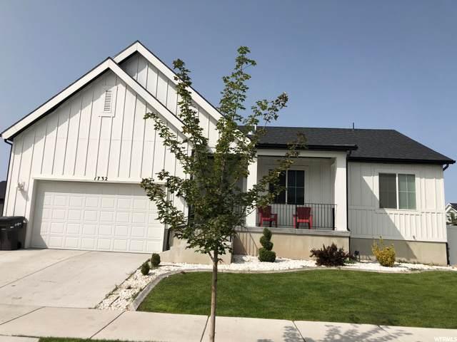 1732 S 570 W, Provo, UT 84601 (#1701662) :: Big Key Real Estate
