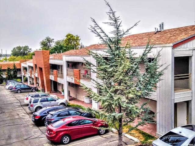 650 N 300 W #238, Salt Lake City, UT 84103 (#1701861) :: Bustos Real Estate | Keller Williams Utah Realtors