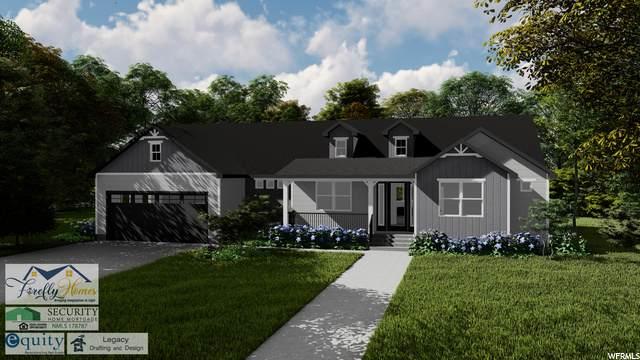 3523 S Mcgregor Ln #13, Saratoga Springs, UT 84045 (#1703623) :: Bustos Real Estate   Keller Williams Utah Realtors