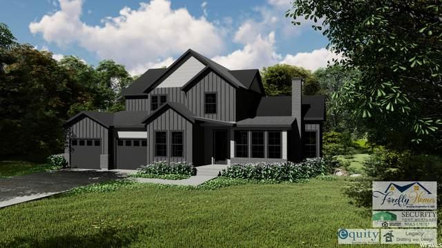 3533 S Mcgregor Ln #14, Saratoga Springs, UT 84045 (#1703624) :: Bustos Real Estate   Keller Williams Utah Realtors