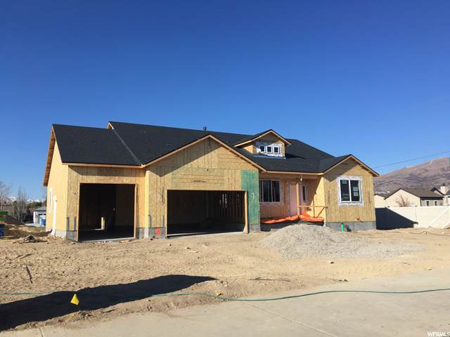 3177 N 600 E Lot 18, Lehi, UT 84043 (#1711409) :: Doxey Real Estate Group