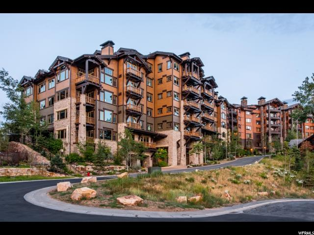 8902 Empire Club Dr #306, Deer Valley, UT 84060 (#1421185) :: Big Key Real Estate