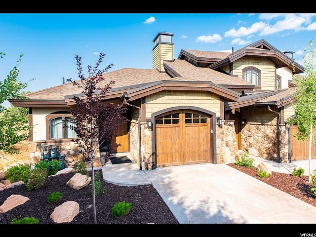 4229 Fairway Ln E-1, Park City, UT 84098 (#1421871) :: Big Key Real Estate