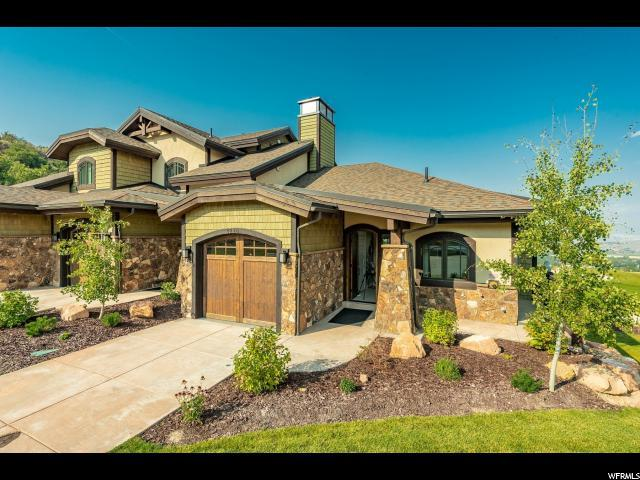 4228 Fairway Ln E-4, Park City, UT 84098 (#1421877) :: Big Key Real Estate