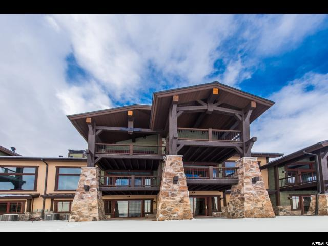 4202 Fairway Ln G-2, Park City, UT 84098 (#1432946) :: Red Sign Team