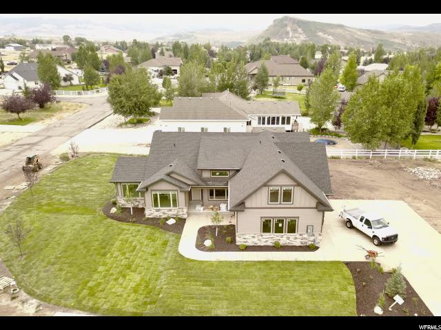 1536 Birch Way, Francis, UT 84036 (MLS #1443124) :: High Country Properties