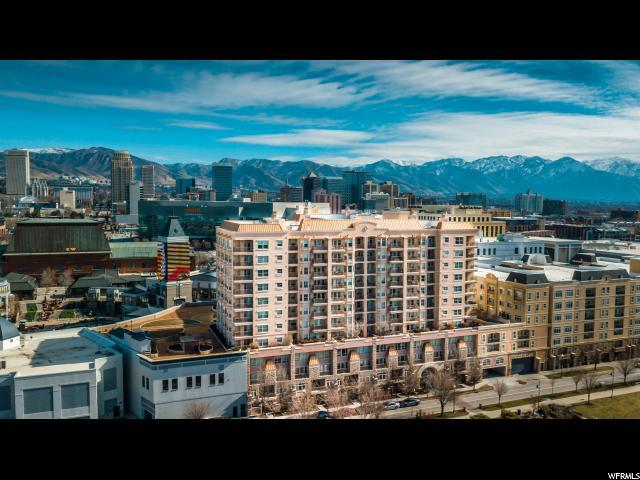5 S 500 W #910, Salt Lake City, UT 84101 (#1496438) :: The Fields Team