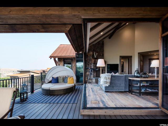 9492 Dye Cabins Dr #16, Park City, UT 84098 (MLS #1503800) :: High Country Properties