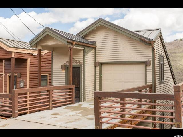 1184 N Lowell Ave, Park City, UT 84060 (#1510583) :: Big Key Real Estate