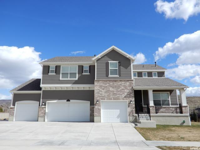 5974 Stampede Ln, Mountain Green, UT 84050 (#1515457) :: Colemere Realty Associates