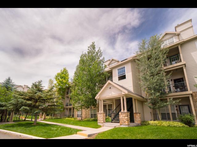 900 Bitner Rd J36, Park City, UT 84098 (MLS #1527017) :: High Country Properties