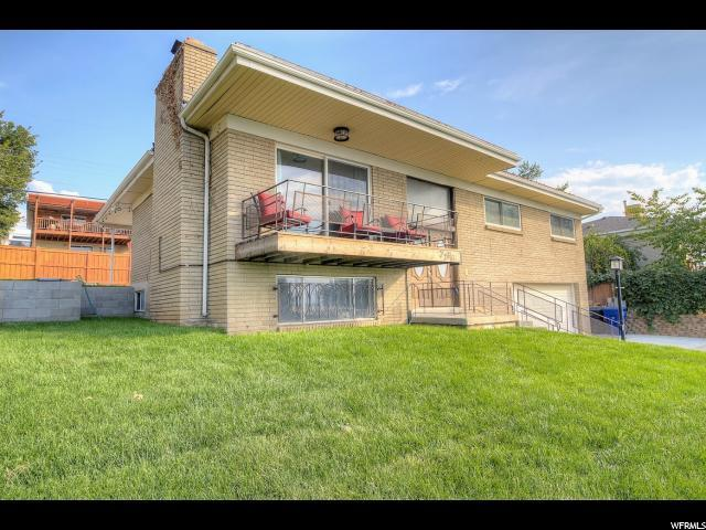 2396 E Cavalier Dr S, Cottonwood Heights, UT 84121 (#1531941) :: Exit Realty Success
