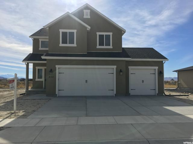 854 E Cliffrose Dr #14, Eagle Mountain, UT 84005 (#1535537) :: Red Sign Team