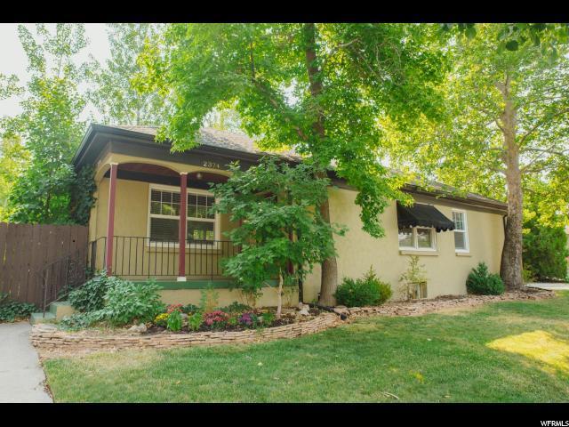 2374 E 2100 S, Salt Lake City, UT 84109 (#1546759) :: Big Key Real Estate