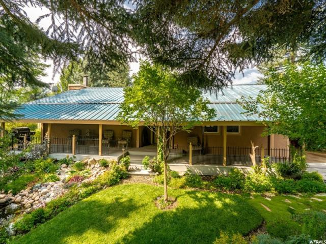 5925 Highland Dr, Mountain Green, UT 84050 (#1548473) :: Big Key Real Estate