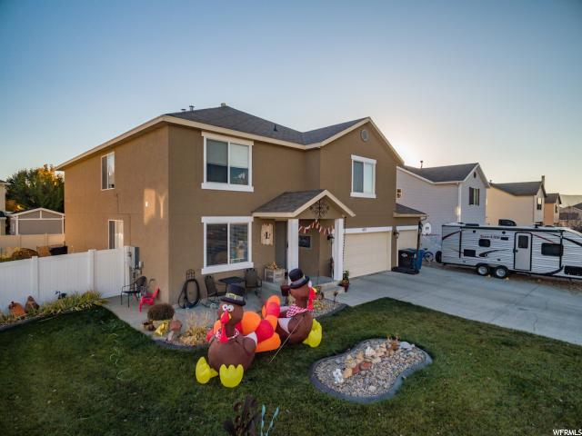 1073 W 350 S, Spanish Fork, UT 84660 (#1549393) :: Exit Realty Success