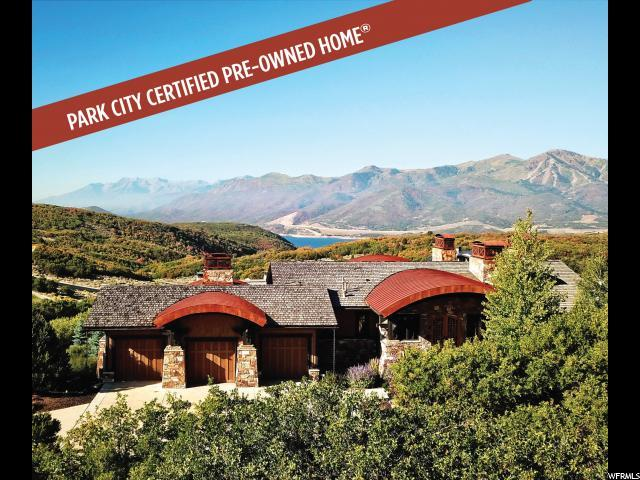 9923 N Uinta Dr, Park City, UT 84098 (#1558340) :: Bustos Real Estate | Keller Williams Utah Realtors