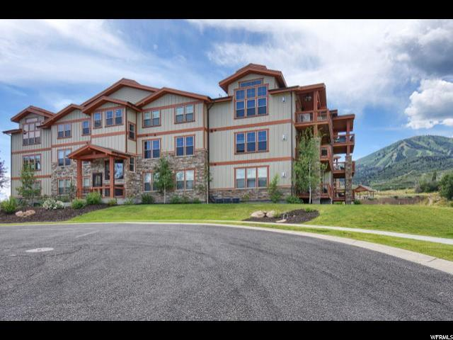 1288 N Deer Park Cir #203, Heber City, UT 84032 (#1573363) :: goBE Realty