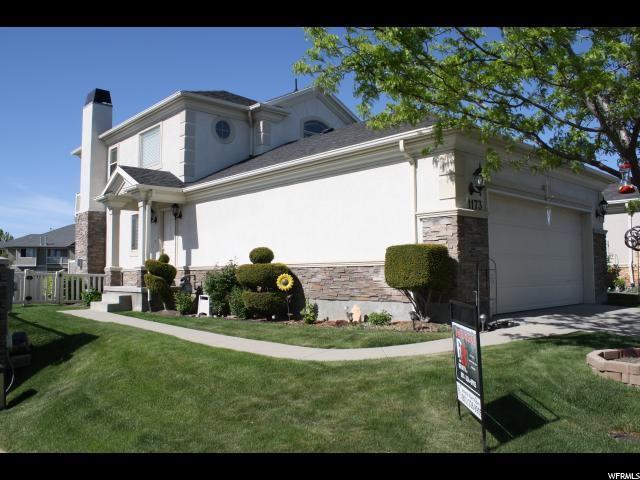 1173 W Old Hollow Way, West Jordan, UT 84084 (#1585104) :: Action Team Realty
