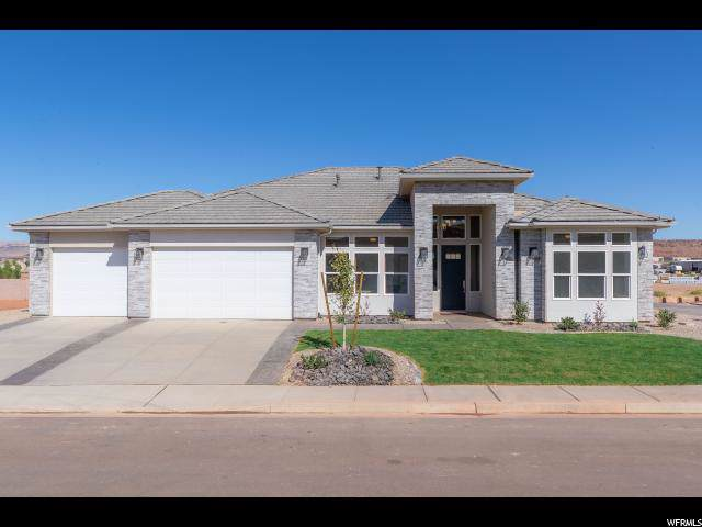 1289 E Black Brush Dr #9, Washington, UT 84780 (#1595033) :: Doxey Real Estate Group